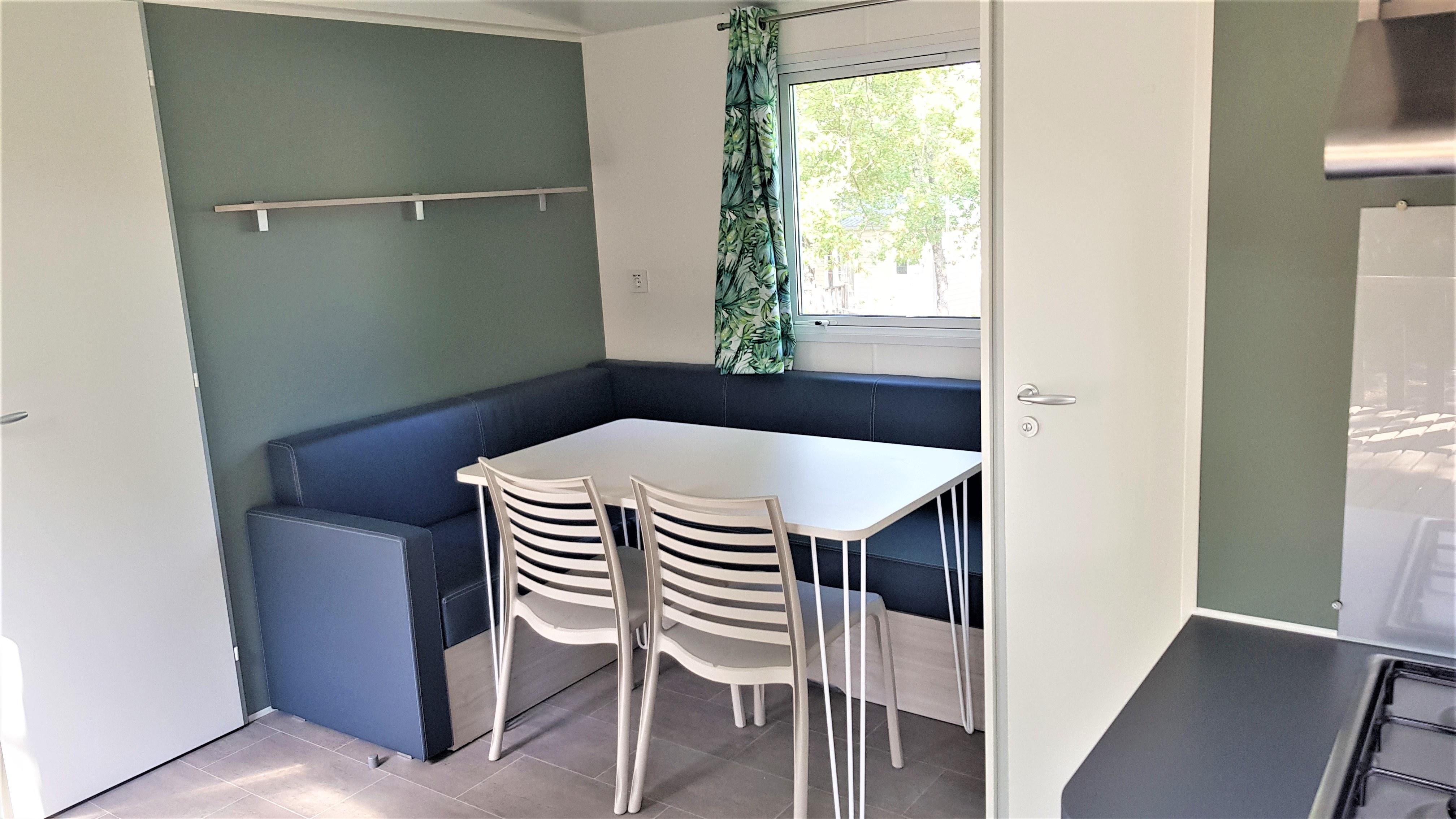 New Loggia Premium 33m² - séjour camping familial piscine fayence var provence