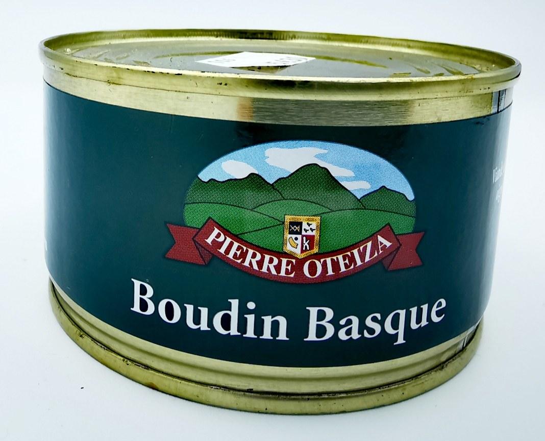 Boudin Basque - Pierre Oteiza - charcuterie - vallée d'aspe - local - pays basque