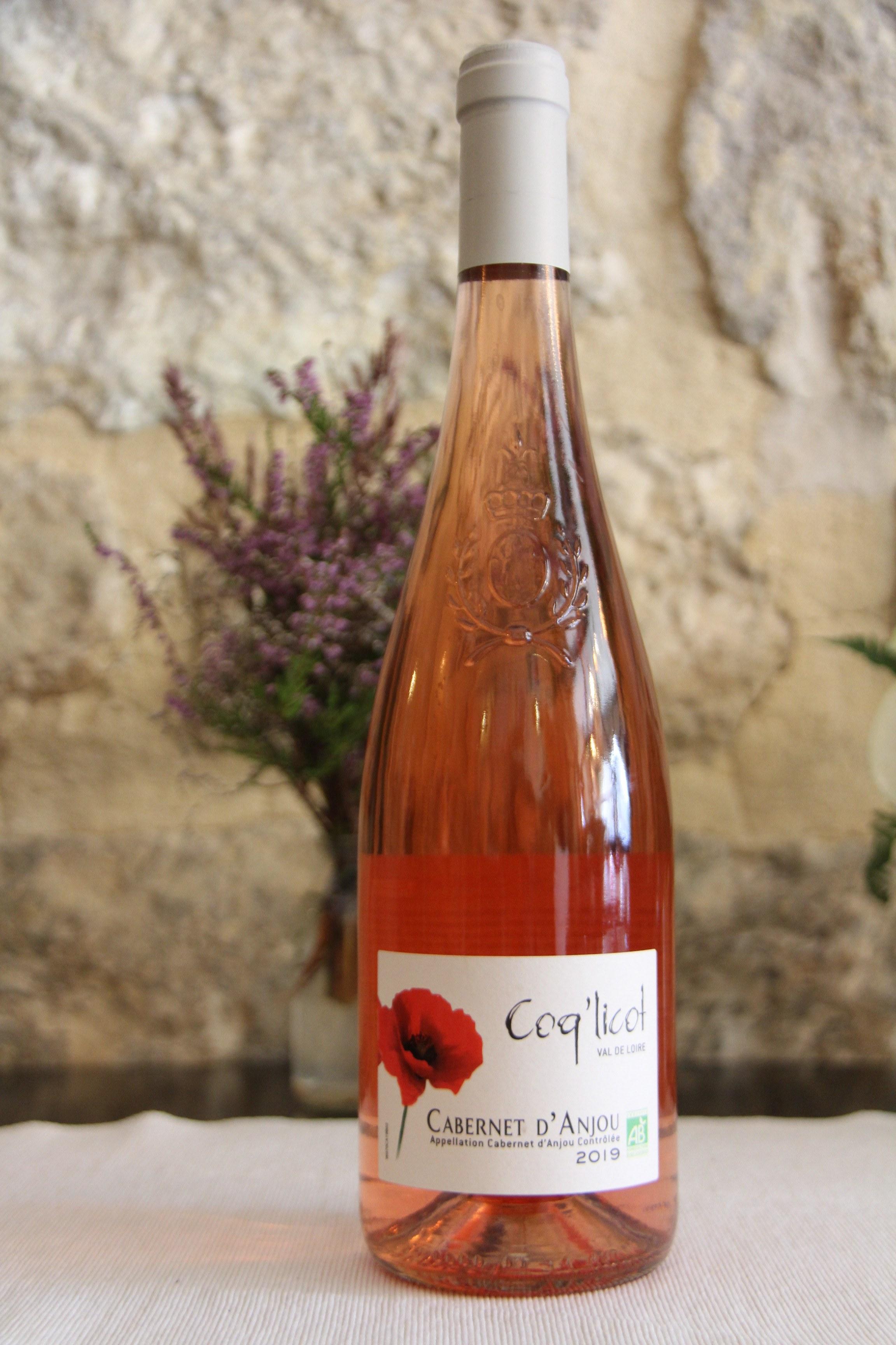 coq'liquot rosé
