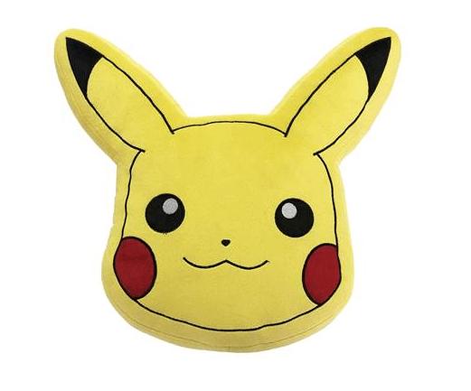 Coussin Pikachu G4ME FOR ME Jeux vidéos actuels et Rétro Gaming à Monptellier