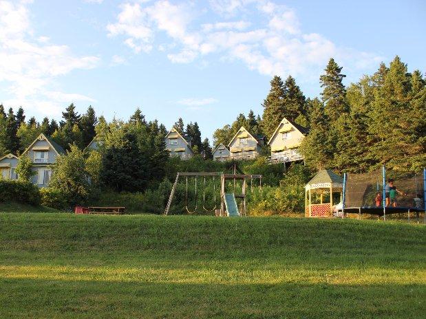 Chalet à louer Plage de Penouille, Gaspé, Forillon