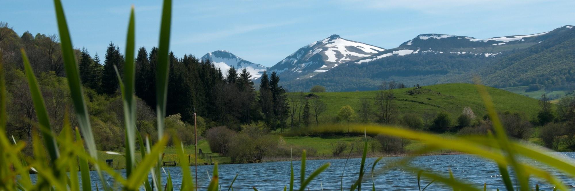 Lac Monts du Cantal - Qualys Aurillac Saint-Pierre
