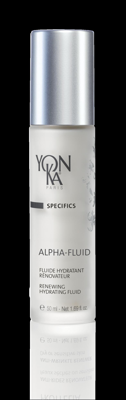 Alpha Fluid