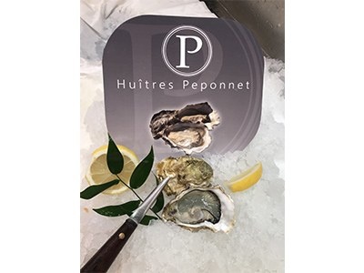 Huîtres Peponnet