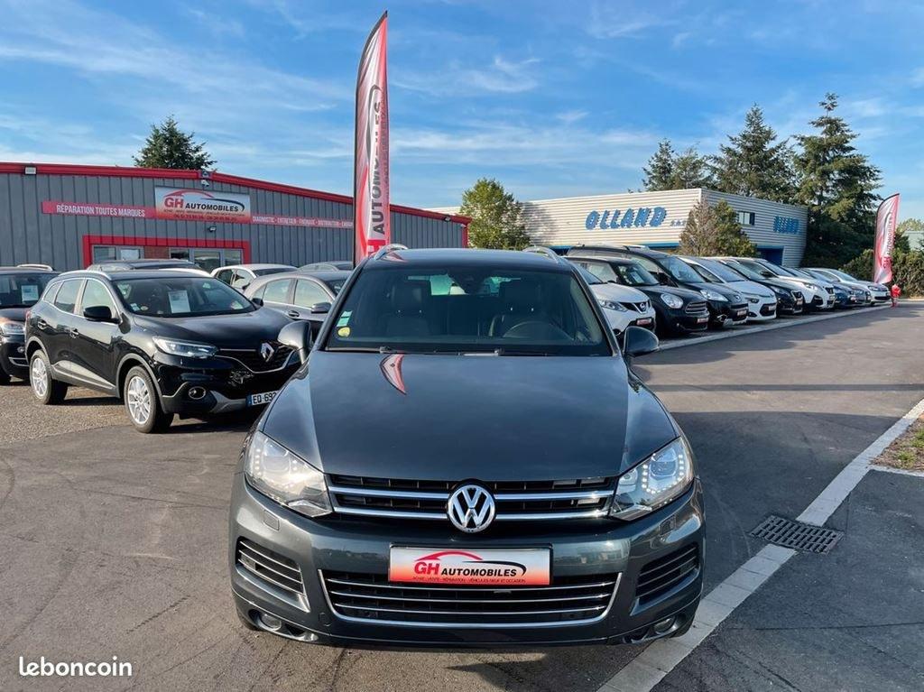 Volkswagen Touareg 3.0TDI 245CV TIPTRONIC