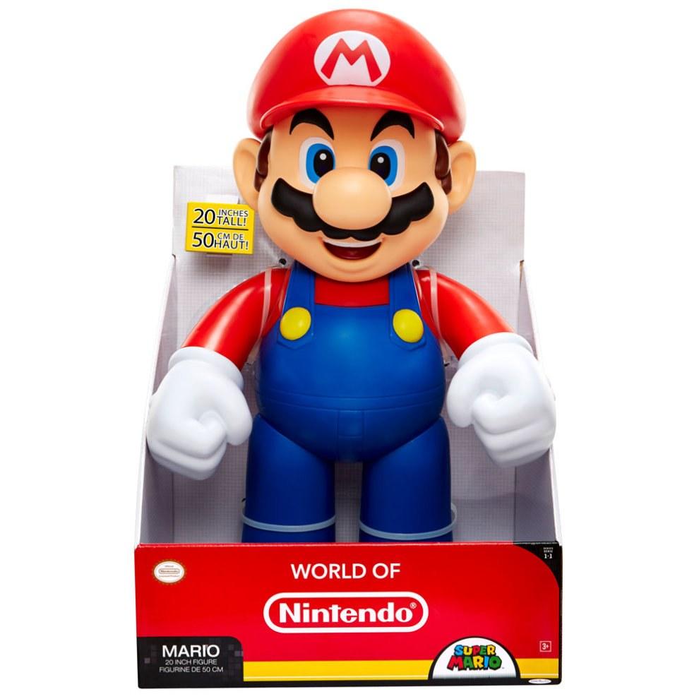 Super Mario Big Figurine