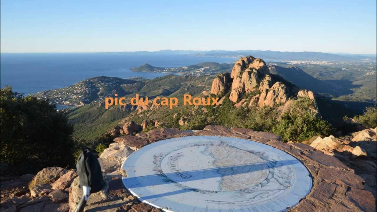 Le Pic du Cap Roux  ( à 10mn de la #chambres #d'hotes & #location de #vacances #LaPotinière)