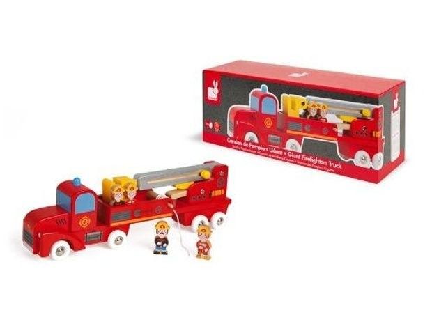 story-camion-de-pompiers-geant-bois