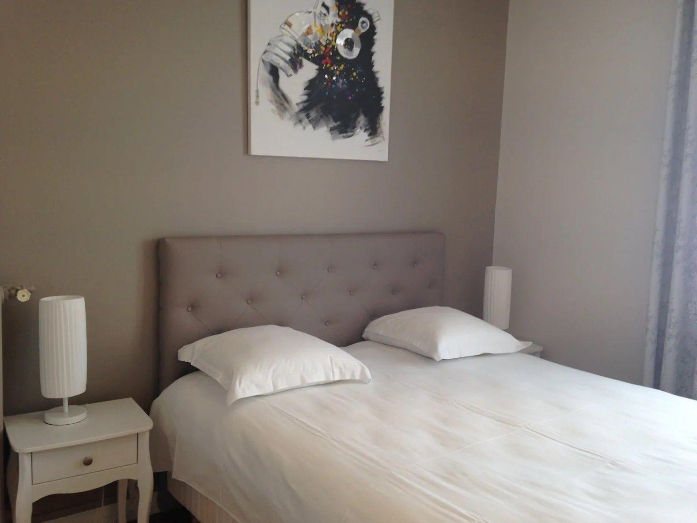 appartement-proche-chambord-françois-1er-lit