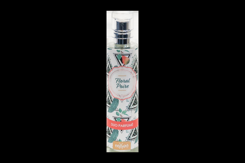 Duo Parfumé_Floral Poire_EDTDPF1