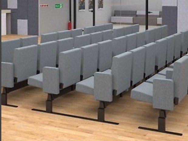 tribune salle des fêtes