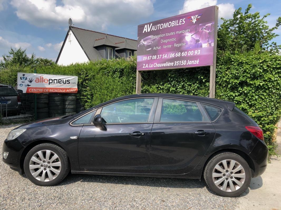 Opel Astra CITADINE