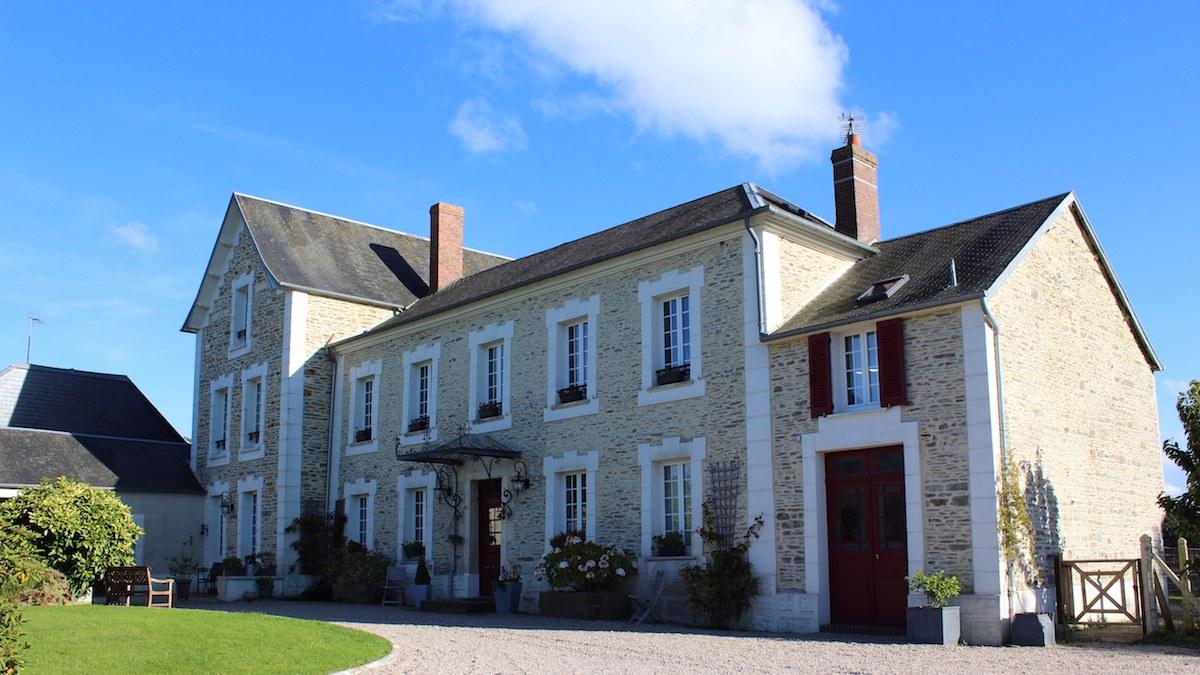 façade les champs français