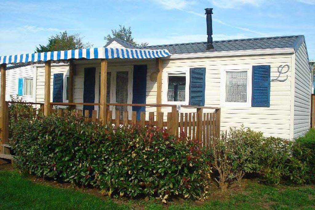 """Mobil home """"Cottage 3 chambres"""""""