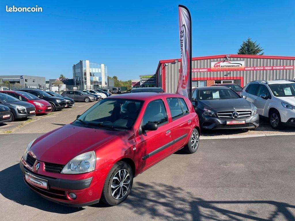 Renault Clio II 1.4I 98CV BB0PEG