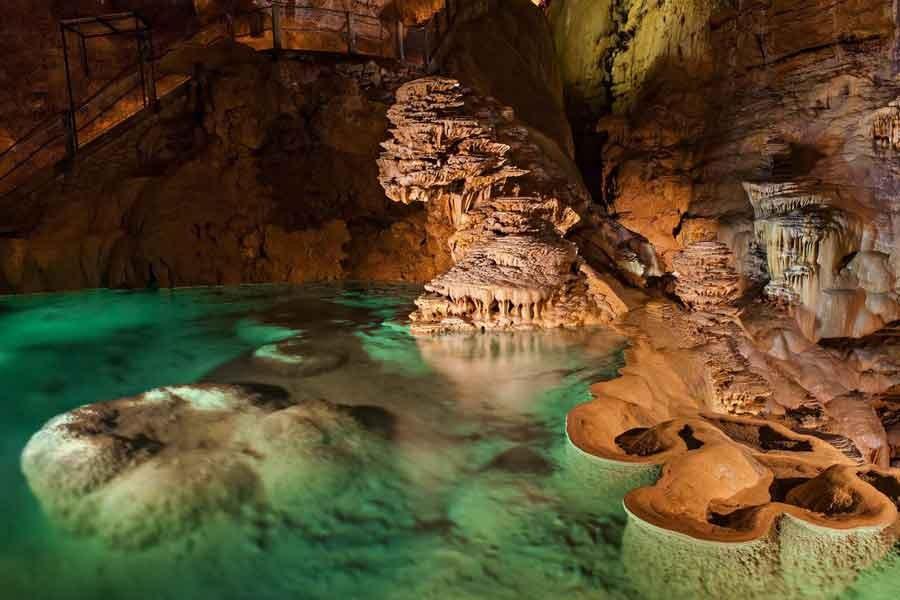 La grotte de Padirac