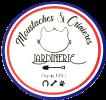logo jardinerie moustaches & crinières à béziers dans l'hérault grainerie et alimentation animale