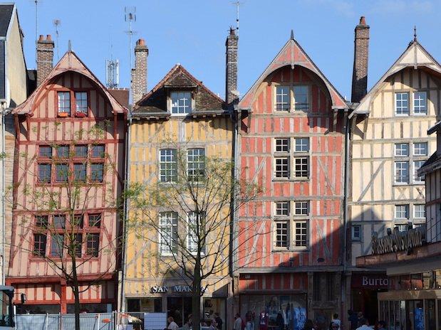 maison Troyes Les Beauchots