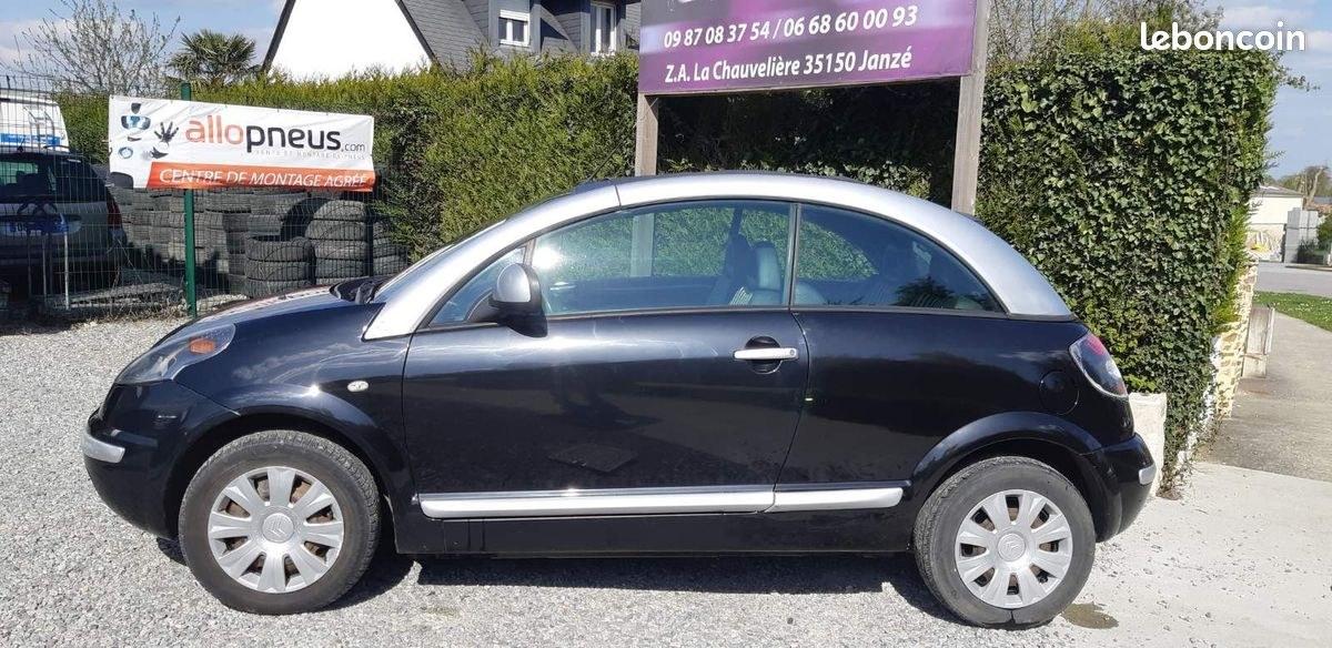 Citroën C3 Pluriel MINI CITADINE