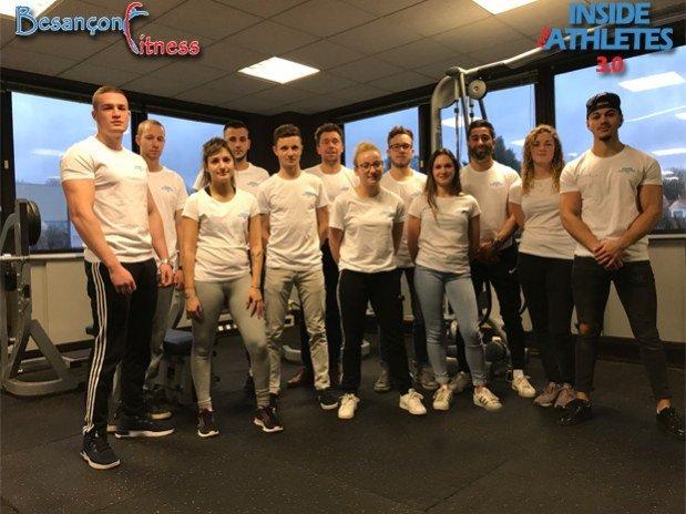 Besançon fitness inside the athletes 3.0