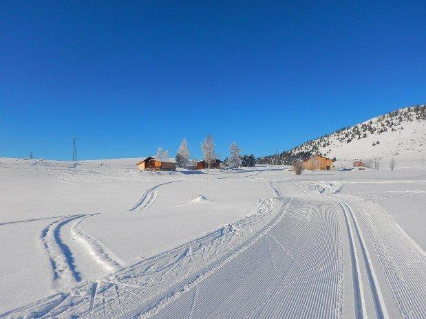 Pistes de ski de fond Solaison