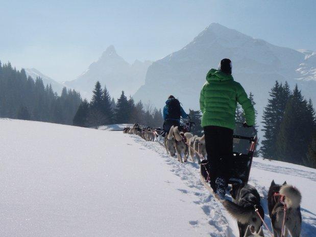 ski fond Altipik Mont-Saxonnex