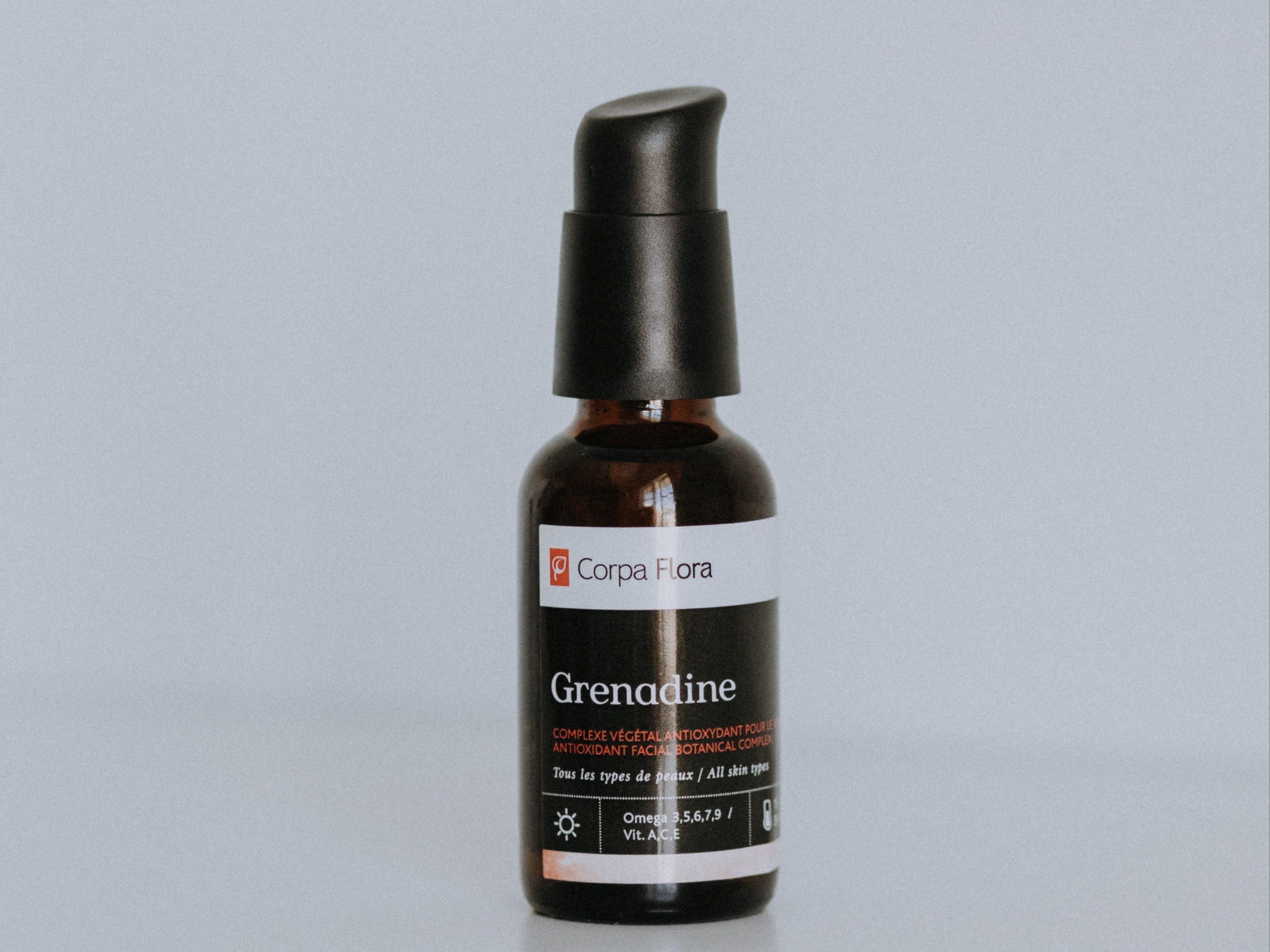 Corpa Flora grenadine