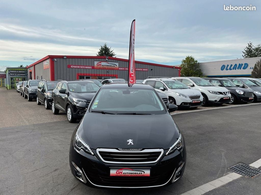 Peugeot 308 ALLURE 1.6HDI 120CV