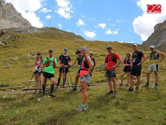 Stage Trail Club / Groupe constitué