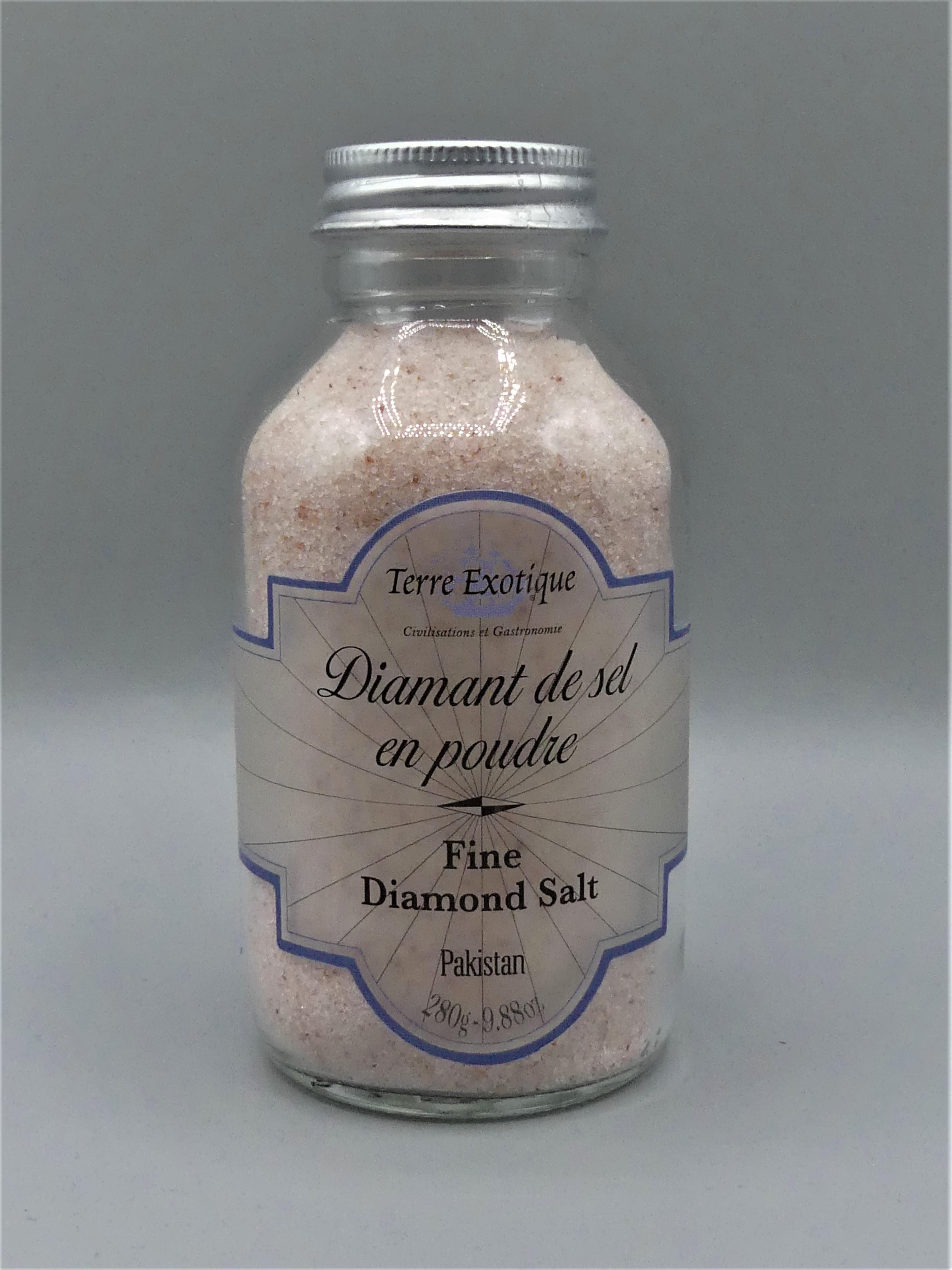 diamant de sel