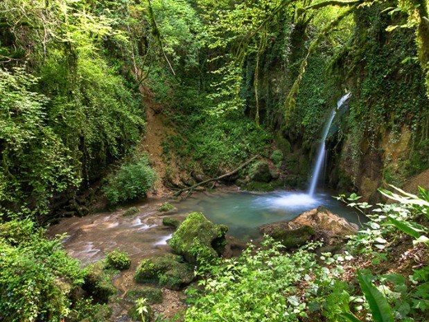 Cascade de Besançon