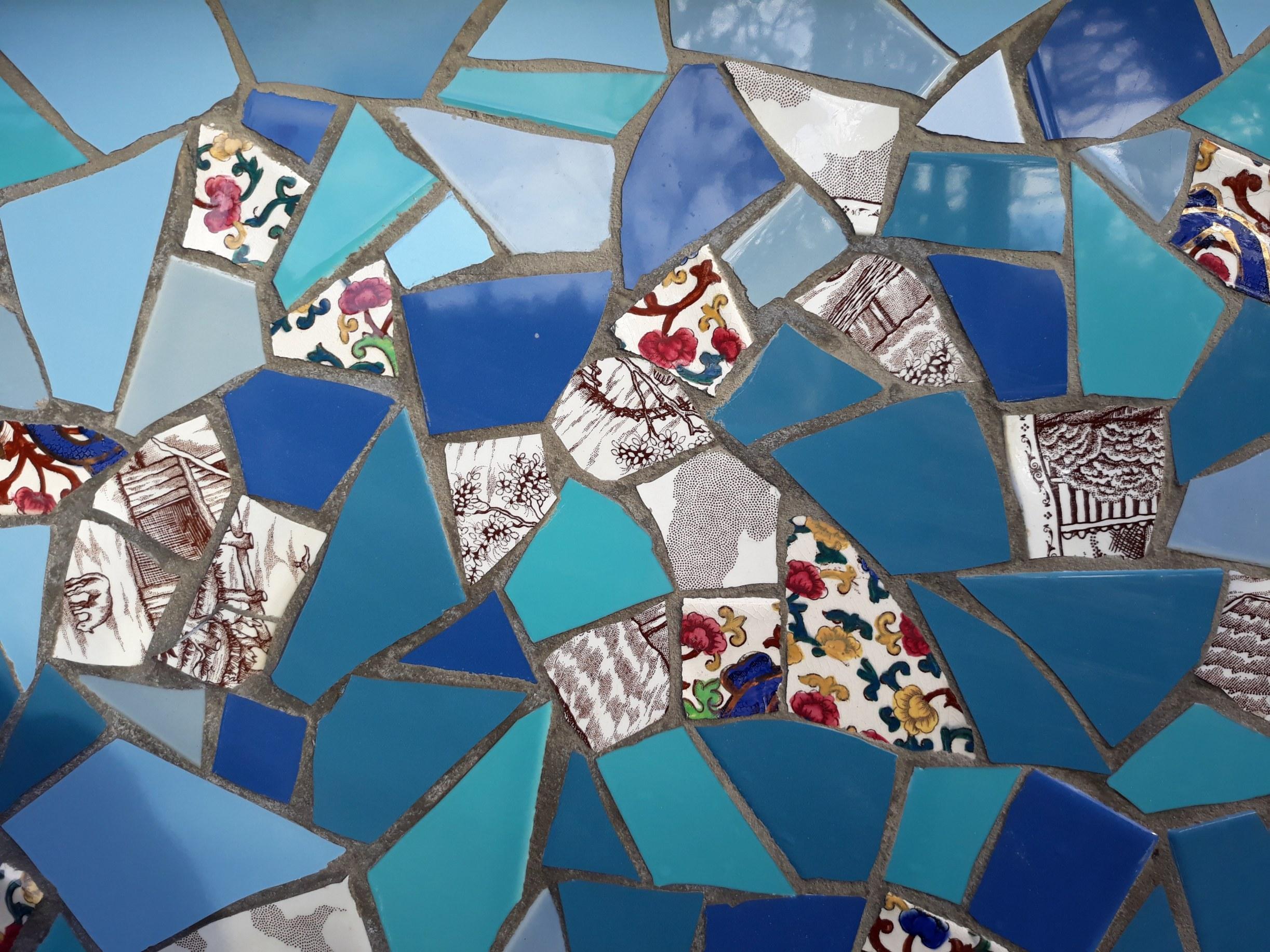 Fontaine Gaudí