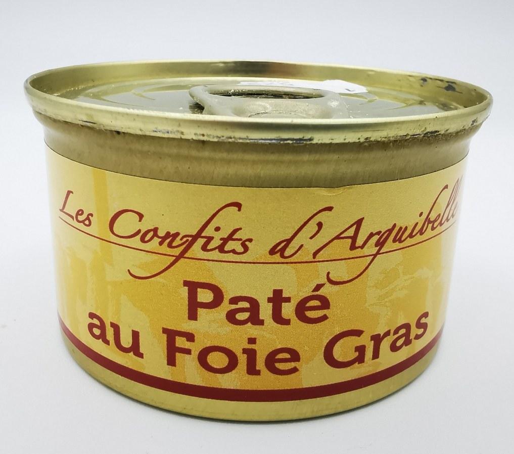 Paté au Foie Gras - Les Confits D'Arguibelle - charcuterie - vallée d'aspe - local