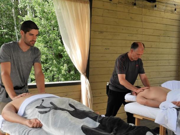 hébégerment-lac-pohénégamook-spa-massage