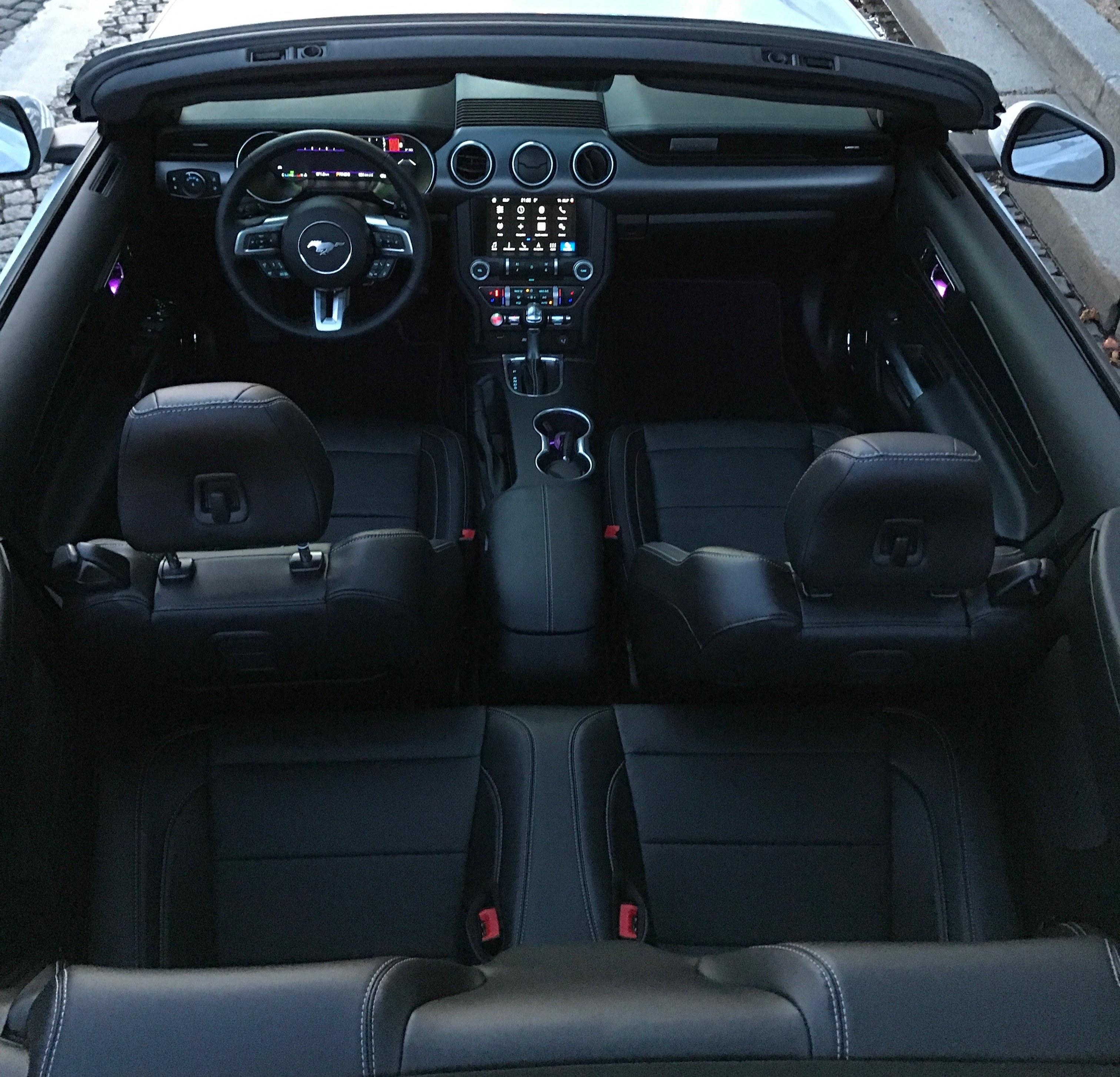 Inter Mustang