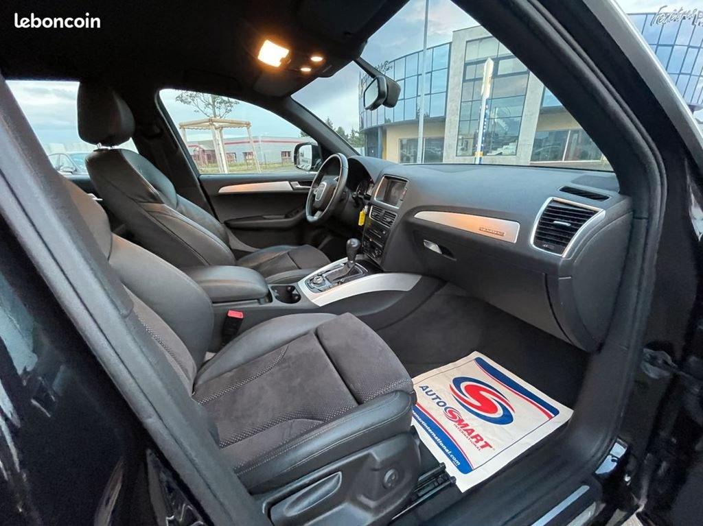 Audi Q5 3.0TDI 240CV SLINE QUATTRO