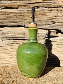 0037 Vinaigrier huilier  vert caïman