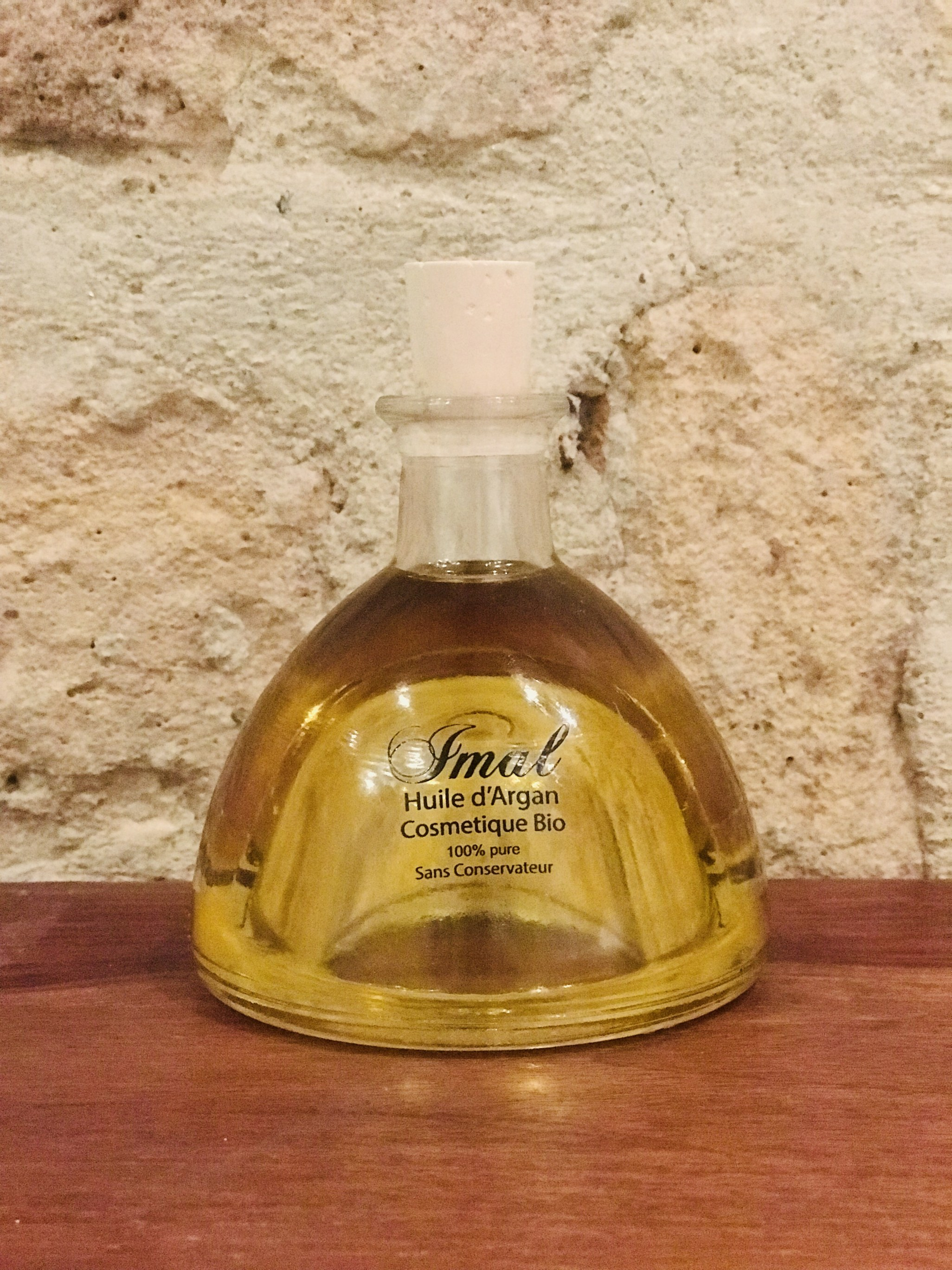 huile d'Argan bio 1