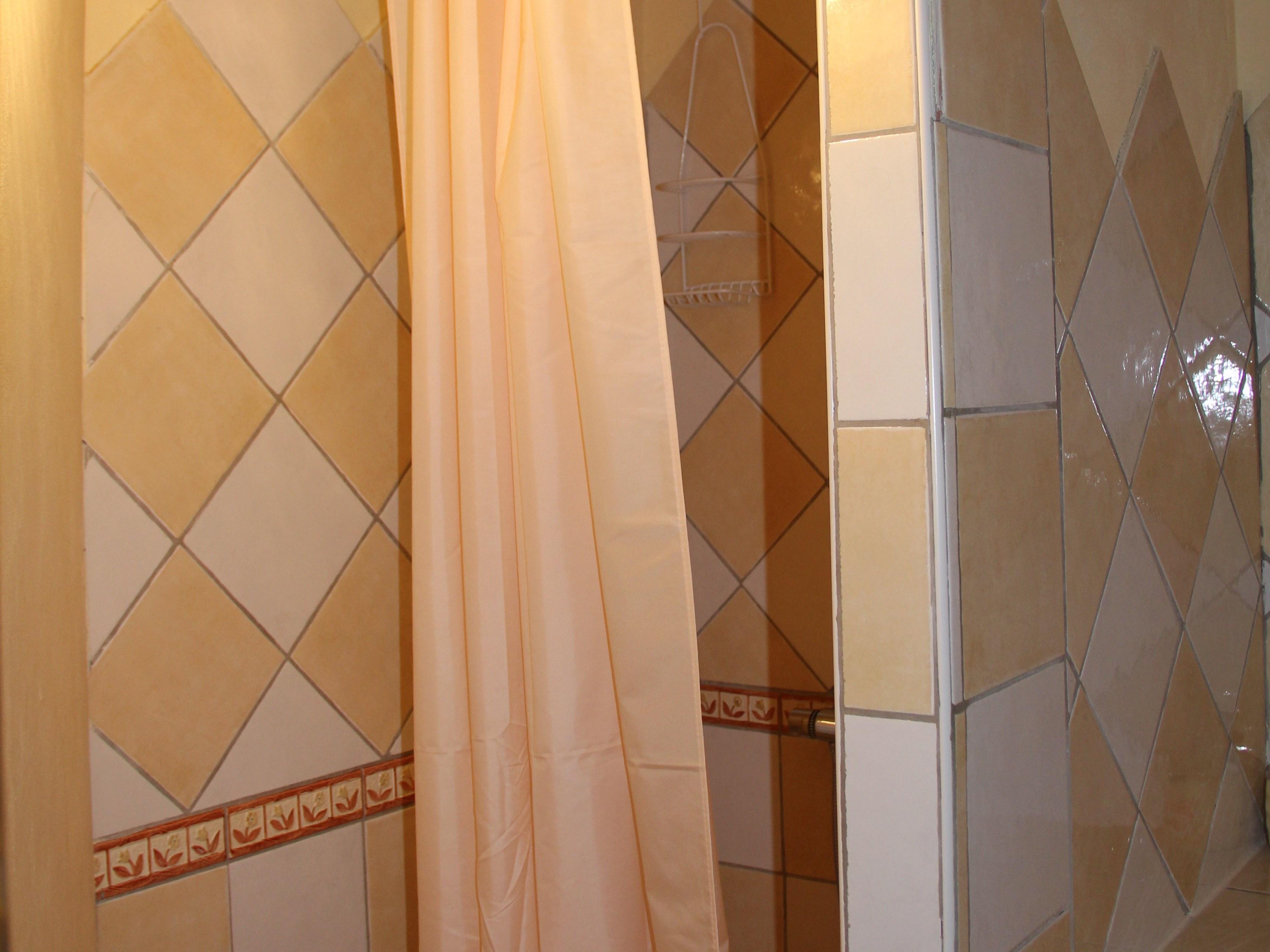 chambre-hotes-auvergne-salle-de-bain-douche-rideau