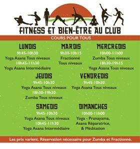 Planning fitness