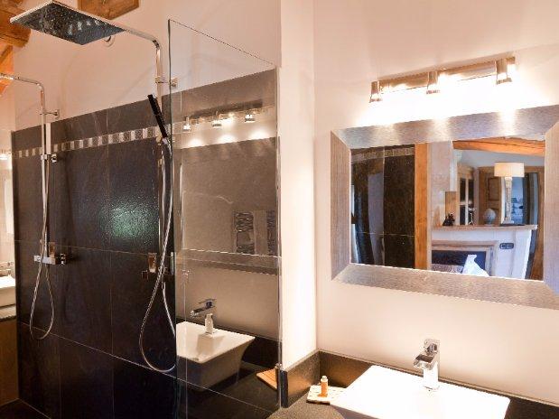 salle de bain chambre maison provence luxe
