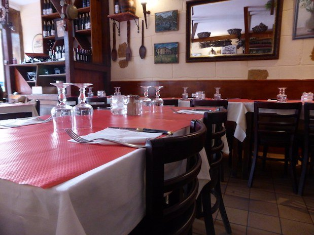 restaurant Saint Michel Paris