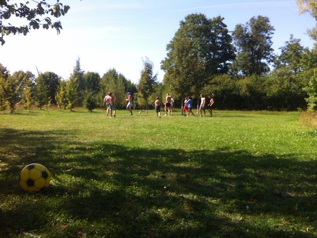 foot Beauchots Troyes Champagne