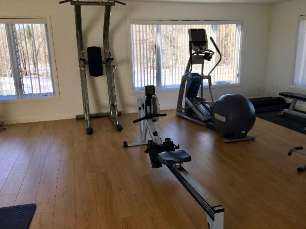 Fitness salle