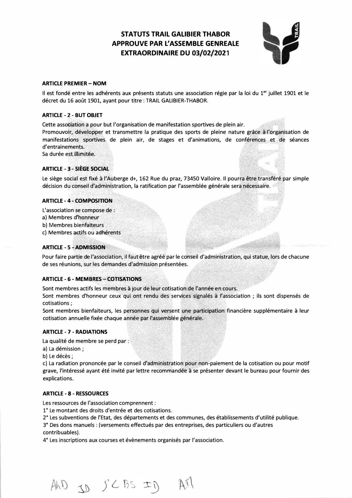 Statuts 2021 Signés