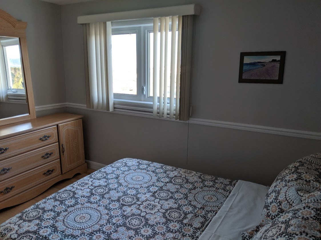 house for rent-Gaspésie-sea-view