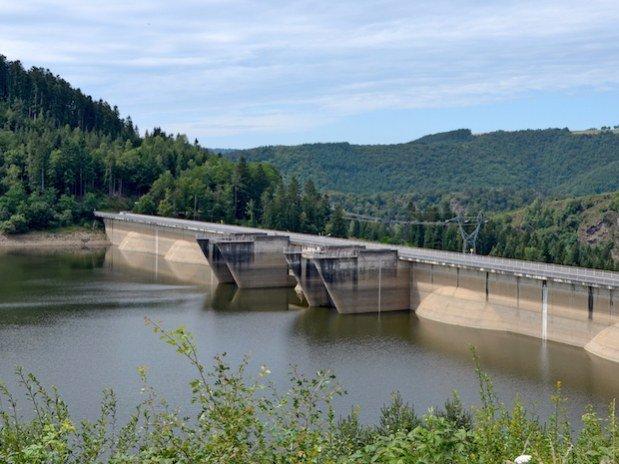 barrage de Grandval