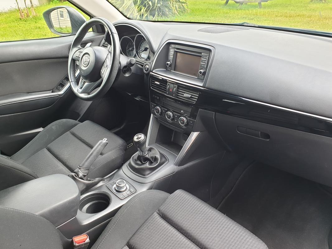 Mazda CX-5 2.2 SKYACTIV D 150 ELEGANCE