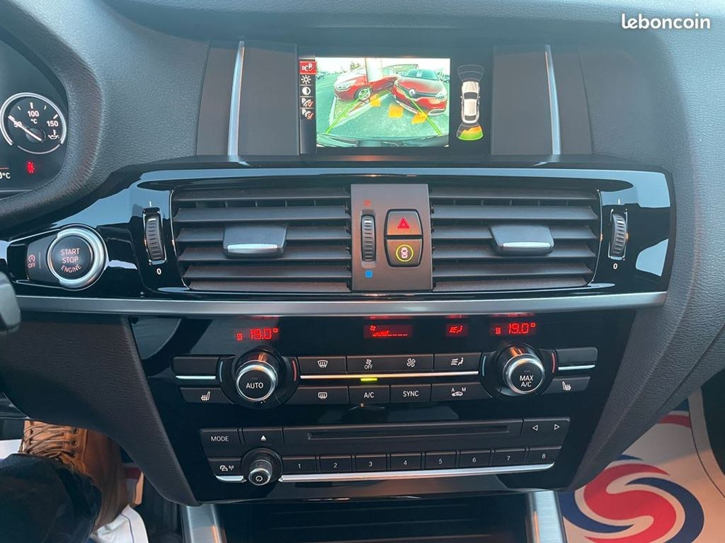 BMW X4 M SPORT XDRIVE 2.0D 190CV