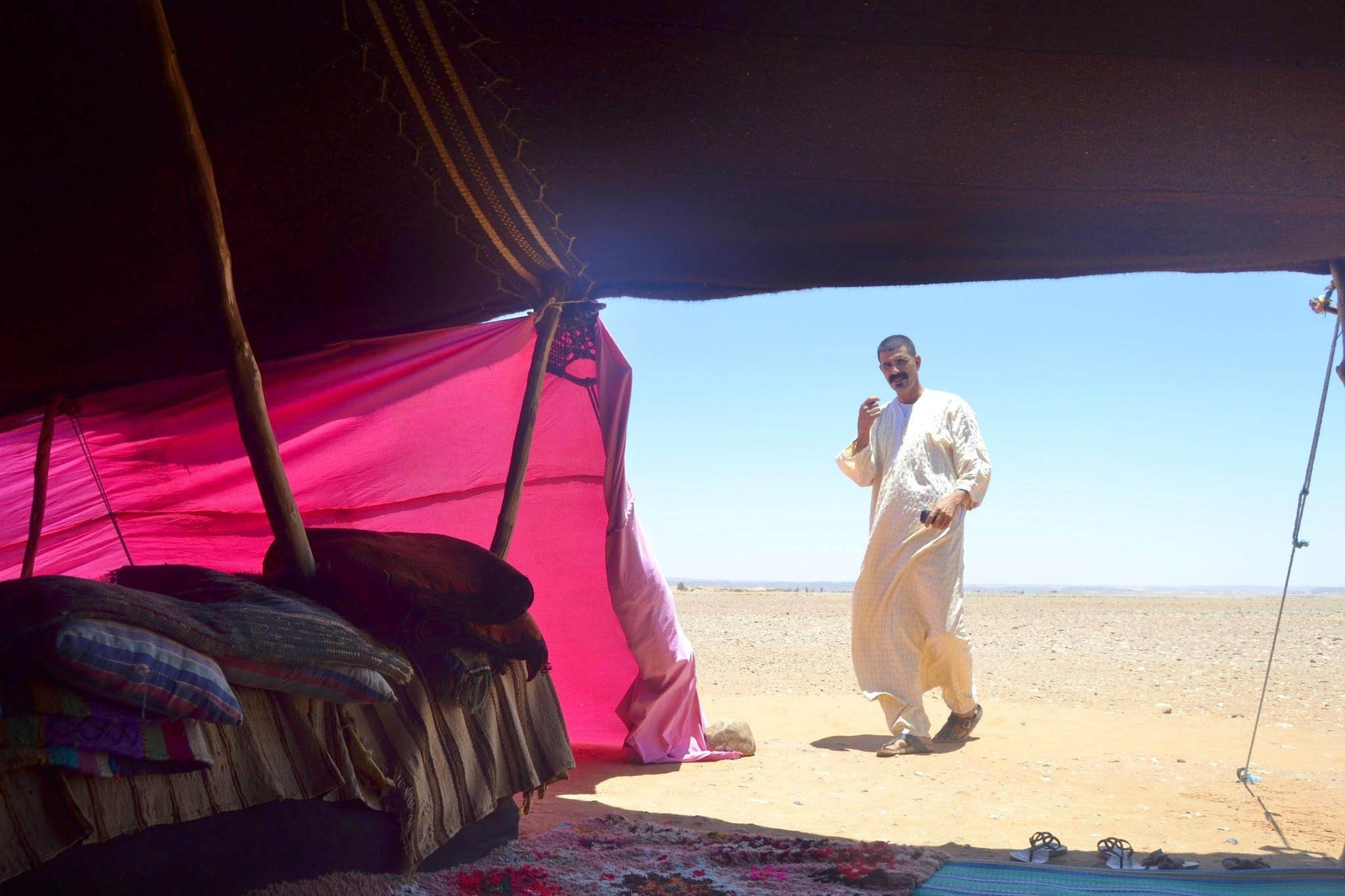 khaima marroquí té